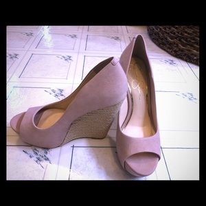 Jessica Simpson sz 8 wedges